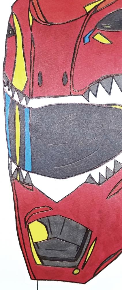 Power Rangers par armattock